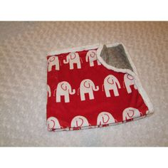 Chevron and Elephant Minky Blanket Ships in 1-3 Business Days ($18) ❤ liked on Polyvore featuring home, children's room, children's bedding, baby bedding, bedding, black and home & living