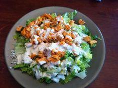 Medifast Buffalo Chicken Salad on www.itsuxtobefat.com - TONS of @Medifast recipe ideas on this blog post!  MUST READ! #healthyrecipes #medifastrecipes
