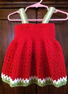 Free Crochet Watermelon Dress Pattern : 1000+ images about Products I Love on Pinterest Precious ...