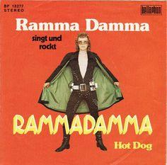 Ramma Damma – Rammadamma  HOT DOG (1974) : More like Ramma Damma DING DONG
