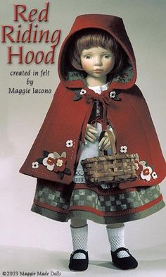 Red Riding Hood, 1999, by Maggie Iacono