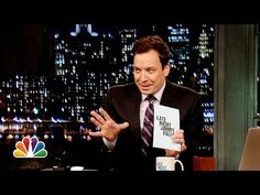 Hashtags: #MySuperPower (Late Night with Jimmy Fallon) - YouTube
