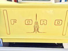 #pinstriping #hotrod #ratrod #oldschool #ford #truck