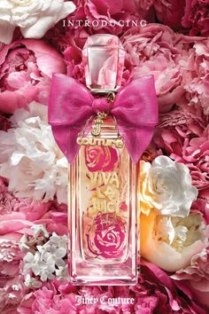 Viva la Juicy <3 Love - from become gorgeous.com - can't leave home w/o perfume!