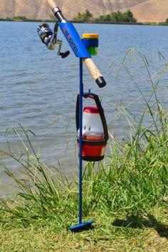 Fishing Rod Holders | Night Fishing