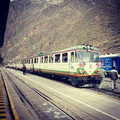Inca Rail...