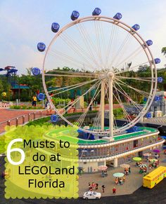 LEGOLAND is such a cool place to visit because nearly everything is built from Legos and it is just all so cool to see put together. If your kiddos are fans of Legos, this is the place that you want to take them. This park is absolutely amazing for kids because it is truly geared towards kids. It isn't one …