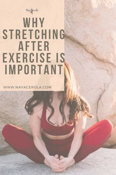 do you know why stretching is important? and it's benefiting?Stretching means lengthening the muscles beyond its resting position and serving to prepare the muscles for greater effort Beginner Workout At Home, Workout For Beginners, At Home Workouts, Did You Know, Effort, Stretches, Muscle, Positivity, Exercise