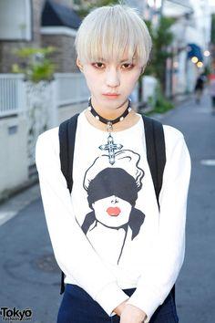 Harajuku Street Style / Sweatshirt Love