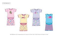 Paul Frank Hosiery & Children's Pajamas on Behance