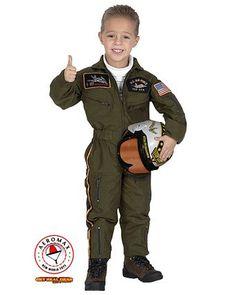 Junior Armed Forces Pilot Child Costume. Toddler CostumesBoy ... d319a646c965