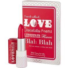 Love Card Lip Balm