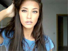 wow she has some beauty