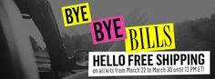 Kit Sale Specials - Bye Bye Bills, March 22-30, 2014 | Pure Romance Media Center