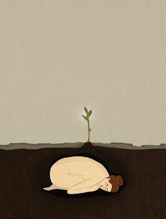 """Zorras, grillas y otras formas de ser una """"leidi"""" en las ilustraciones de Amalia Restrepo - VICE"""
