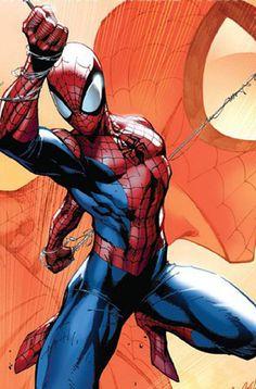 Spider-Man by Scott J. Campbell