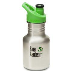 12oz Kanteen Classic w/Sport Cap (more colors). I love Klean Kanteen water bottles!