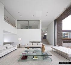 Living RoomCasa HS Quinta Da Baroneza byStudio Arthur Casas