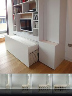 30 Amazing Space Saving Beds And Bedrooms | Home Design And Interior