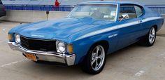 '72 Heavy Chevy