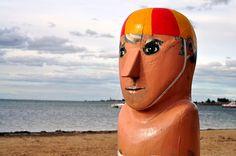 Geelong Sculpture, via Flickr.