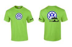 VW Bug Logo Shirt