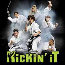 kickin it