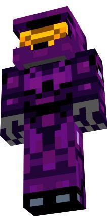 halo minecraft   purple spartan from halo - NovaSkin gallery - Minecraft Skins