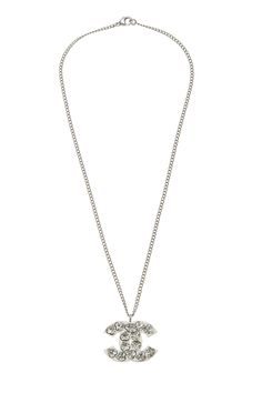 Ice Necklace, Chanel Necklace, Crystal Necklace, Silver Necklaces, Pendant Necklace, Crystals, Heart, Jewelry, Products