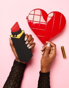 Lipstick iPhone 6 Case by Lulu Guinness