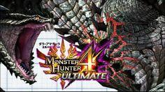 Monster Hunter 10th Anniversary Size Comparison (Freedom Unite 3U 4U Ult...
