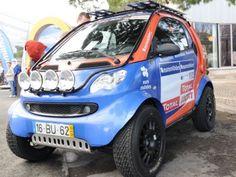 Off-Road Smart Car | Smart Offroad e Bullbar
