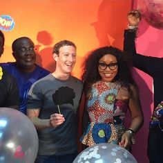 Dotun Omiyale: Mark Zuckerberg : $54.2billion On The Streets Of Lagos Without a Collateral (Pictures)
