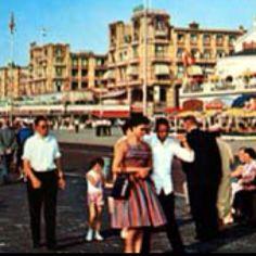 Scheveningen boulevard jaren 60