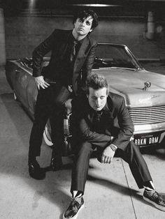Green Day - Billie Joe Armstrong & Tre Cool