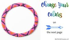 Design Your Own Beaded Nepal Bracelet- #4 Do you have a designer within? Are you into stackable, packable, mix-and-matchable arm candy? Do you love beaded Nepal Roll On Bracelets? Then, it looks like