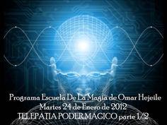 TELEPATIA, Poder Magico parte 1/2