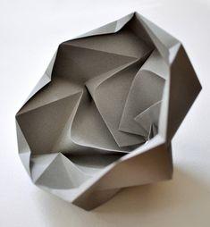 Lámparas de Origami – Fiber Lab