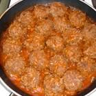 Melinda's Porcupine Meatballs. Slow cooker works well with these too, low 6hrs high 4hrs :-)