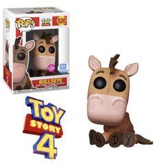 Bullseye Flocked Funko-Shop Exclusive Funko Pop is hier te koop! Funko Pop Dolls, Funko Toys, Funko Pop Figures, Pop Vinyl Figures, Pop Disney, Disney Pixar, Disney Stuff, Flocked Funko Pop, Funko Shop