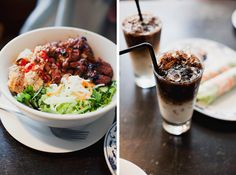 Viet Grill in London - pic from Park & Cube blog