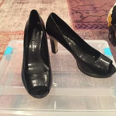 Selling this Franco Sarto heels in my Poshmark closet! My username is: deanna1190. #shopmycloset #poshmark #fashion #shopping #style #forsale #Franco Sarto #Shoes