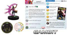 031 - Gambit (Rare)