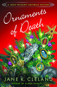 Ornaments of Death by Jane K. Cleland