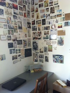 home office inspiration  print your photos ....