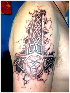 Celtic Tattoo Designs: Celtic Tattoo Ideas For Men ~ tattooeve.com Tattoo Design Inspiration