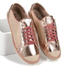 Látkové topánky espadrilky HSYFA11CH