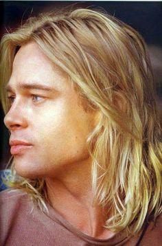 Brad Pitt Hair, Brad Pitt Troy, Brat Pitt, Jennifer Aniston, Angelina Jolie, Don Juan, Johnny Depp, Gorgeous Men, Celebrity Crush