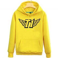 LOL team skt t1 pullover hoodie fleece lol League of Legends