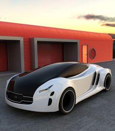 Concept Car...Bugatti?